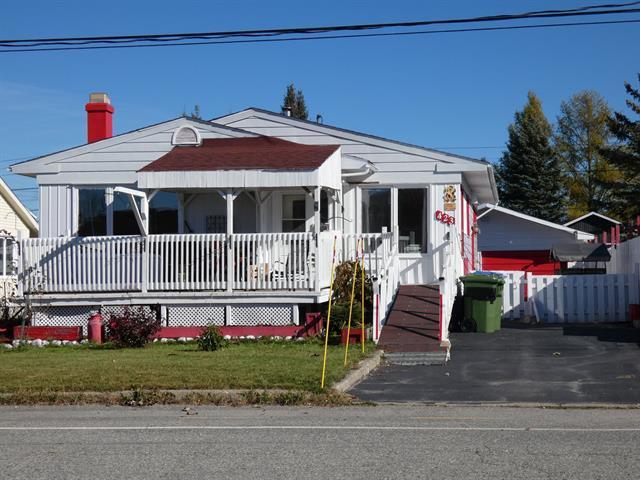 House for sale in La Sarre, Abitibi-Témiscamingue, 423, Rue du Parc, 11215790 - Centris.ca