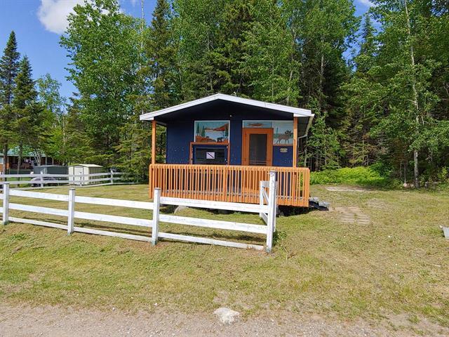 Maison à vendre à Lac-Bouchette, Saguenay/Lac-Saint-Jean, 352, Chemin du Barrage, 11731107 - Centris.ca