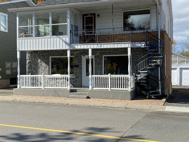 Duplex à vendre à Shawinigan, Mauricie, 3380 - 3382, Chemin de Sainte-Flore, 12443794 - Centris.ca
