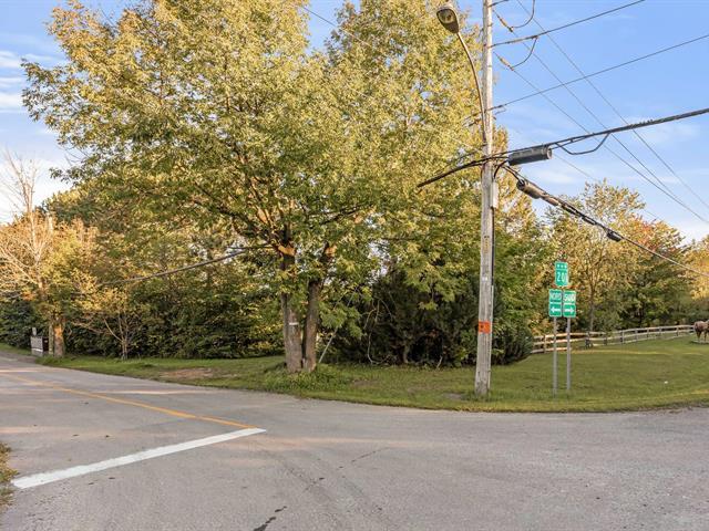 Terre à vendre à Rigaud, Montérégie, Chemin  Saint-Georges, 20240384 - Centris.ca