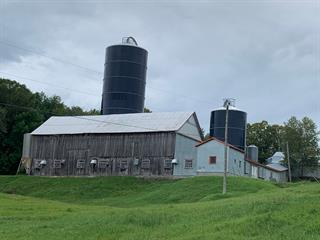 Farm for sale in Roxton Pond, Montérégie, 821, 3e rg de Roxton Ouest, 27842937 - Centris.ca