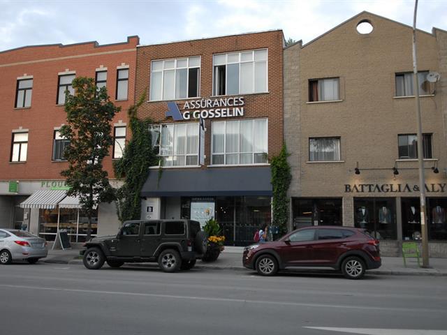 Local commercial à louer à Montréal (Rosemont/La Petite-Patrie), Montréal (Île), 6525, boulevard  Saint-Laurent, 17112762 - Centris.ca