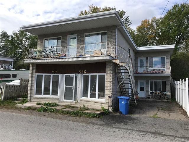 Quadruplex à vendre à Saint-Barthélemy, Lanaudière, 550 - 556, Rang  York, 24879318 - Centris.ca