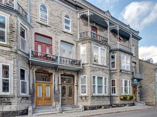 Immeuble à revenus à vendre à Québec (La Cité-Limoilou), Capitale-Nationale, 62, Rue  Sainte-Ursule, 10201712 - Centris.ca