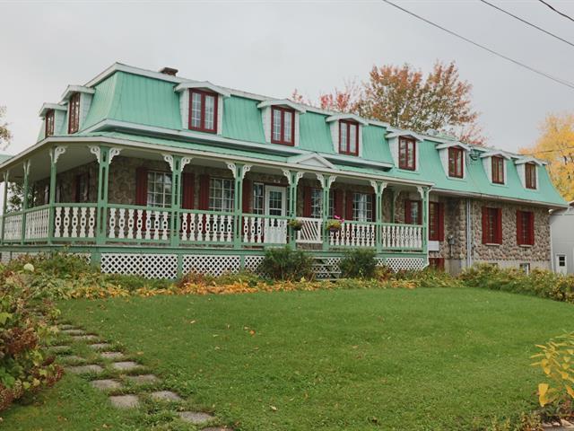 Immeuble à revenus à vendre à Louiseville, Mauricie, 61Z - 63Z, Rue  Josée, 14367375 - Centris.ca