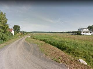 Land for sale in Québec (Sainte-Foy/Sillery/Cap-Rouge), Capitale-Nationale, Rang  Sainte-Anne, 18564490 - Centris.ca