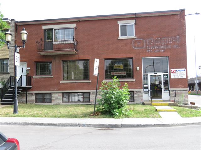 Commercial building for sale in Montréal (Villeray/Saint-Michel/Parc-Extension), Montréal (Island), 7903 - 7909, 20e Avenue, 19243254 - Centris.ca