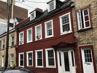 Triplex à vendre à Québec (La Cité-Limoilou), Capitale-Nationale, 630 - 636, Rue  Saint-François Est, 20215321 - Centris.ca