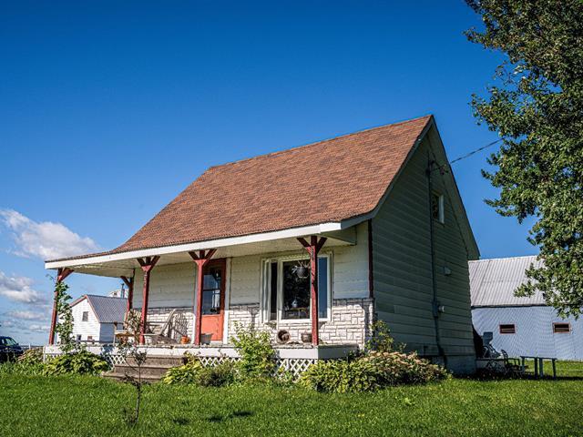 Hobby farm for sale in La Prairie, Montérégie, 1630, Rang  Saint-Raphael, 22657920 - Centris.ca