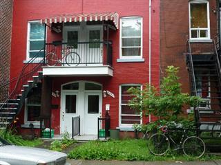 Quadruplex for sale in Montréal (Mercier/Hochelaga-Maisonneuve), Montréal (Island), 2354 - 2360, Rue  Cuvillier, 21040615 - Centris.ca
