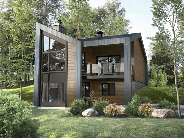 Cottage for sale in Saint-Alphonse-Rodriguez, Lanaudière, Rue  Préville, 14302983 - Centris.ca