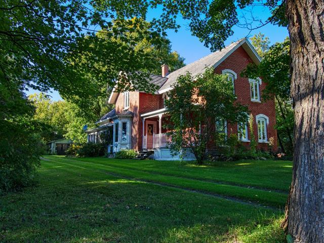 Fermette à vendre à Godmanchester, Montérégie, 5706, Route  138, 23388607 - Centris.ca