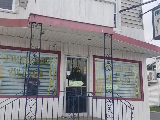 Commerce à vendre à Marieville, Montérégie, 662, Rue  Sainte-Marie, 9122476 - Centris.ca