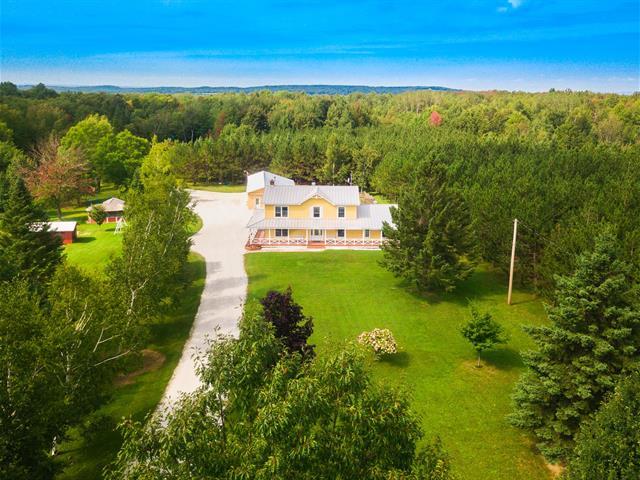 Maison à vendre à Frelighsburg, Montérégie, 11, Chemin des Saules, 22895392 - Centris.ca