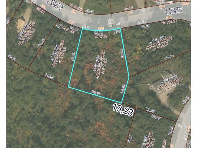 Terrain à vendre à Macamic, Abitibi-Témiscamingue, 55, Rue  Fortin-les-Berges, 9527275 - Centris.ca