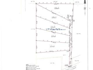 Terrain à vendre à Sutton, Montérégie, Chemin  Parmenter, 21475468 - Centris.ca