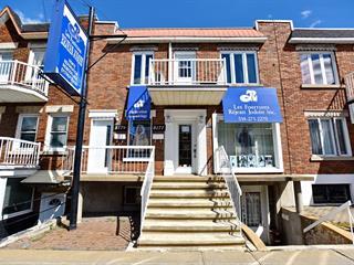 Triplex à vendre à Montréal (Villeray/Saint-Michel/Parc-Extension), Montréal (Île), 8175 - 8179, Rue  Saint-Hubert, 15314190 - Centris.ca