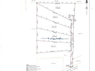 Terrain à vendre à Sutton, Montérégie, Chemin  Parmenter, 12347493 - Centris.ca
