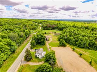 Hobby farm for sale in L'Ange-Gardien (Outaouais), Outaouais, 752Z, Chemin  Robitaille, 18971427 - Centris.ca