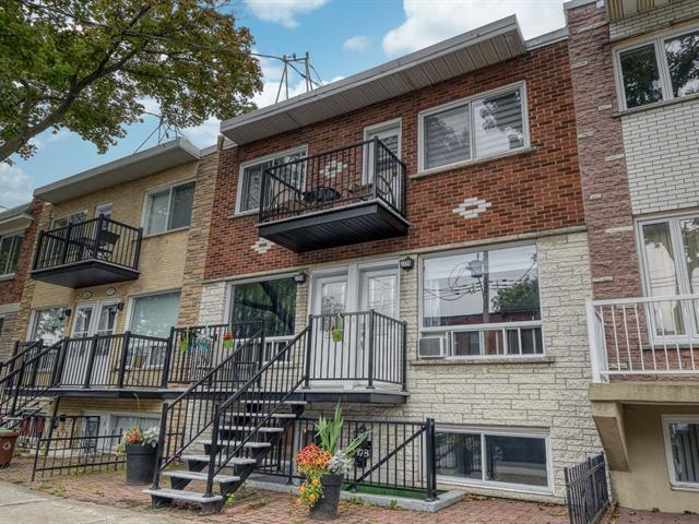 Triplex à vendre à Montréal (Mercier/Hochelaga-Maisonneuve), Montréal (Île), 2374 - 2378, Rue  Monsabré, 14183526 - Centris.ca