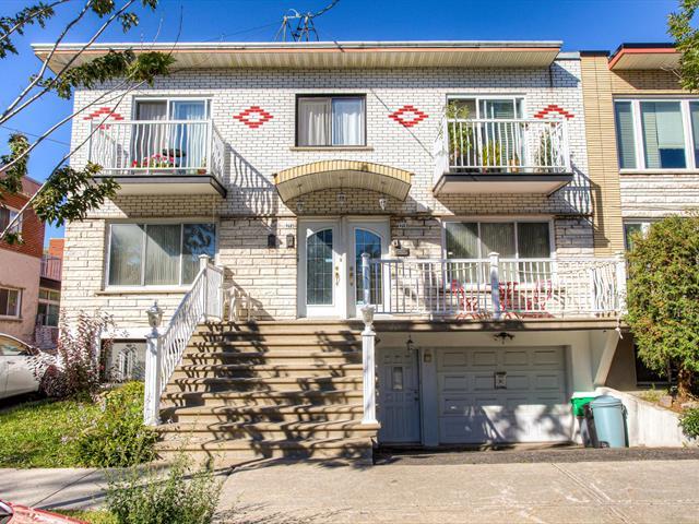 Triplex for sale in Montréal (Ahuntsic-Cartierville), Montréal (Island), 9683 - 9687, Rue  Basile-Routhier, 13219429 - Centris.ca