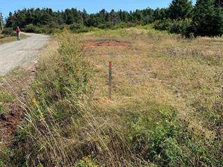 Terrain à vendre à Les Îles-de-la-Madeleine, Gaspésie/Îles-de-la-Madeleine, Chemin  Coulombe, 15748451 - Centris.ca
