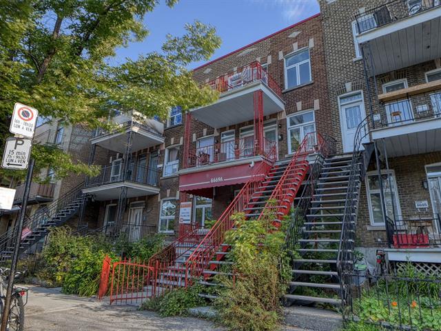 Condo / Appartement à louer à Montréal (Rosemont/La Petite-Patrie), Montréal (Île), 6669A, Rue  Saint-Denis, 18677857 - Centris.ca