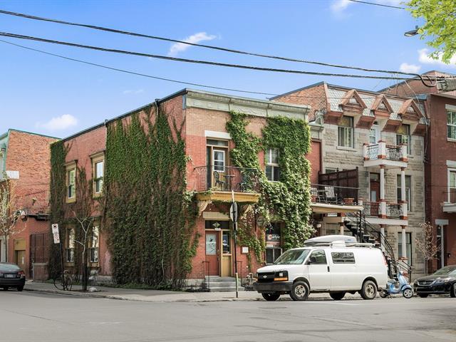 Quadruplex for sale in Montréal (Ville-Marie), Montréal (Island), 1629 - 1631, Rue  Alexandre-DeSève, 28784746 - Centris.ca
