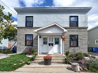 Duplex à vendre à La Prairie, Montérégie, 457 - 459, Rue  Saint-Georges, 21381101 - Centris.ca