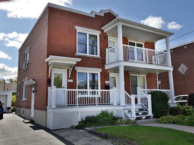 Triplex à vendre à Saint-Hyacinthe, Montérégie, 2211 - 2215, Avenue  Lamothe, 12821352 - Centris.ca
