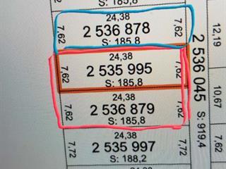 Lot for sale in Montréal (Le Sud-Ouest), Montréal (Island), 6886Y, Rue  Jogues, 22187040 - Centris.ca