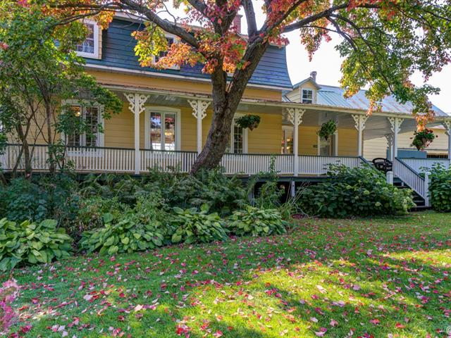 Fermette à vendre à Inverness, Centre-du-Québec, 2050, Chemin  Hamilton, 14035902 - Centris.ca