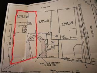 Terrain à vendre à Saint-Pie, Montérégie, 895A, Rue des Hérons, 22138642 - Centris.ca