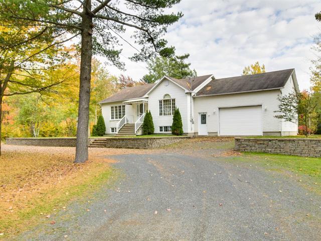 Hobby farm for sale in La Visitation-de-Yamaska, Centre-du-Québec, 172, Rang  Saint-Joseph, 16083225 - Centris.ca