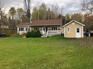 Chalet à vendre à Larouche, Saguenay/Lac-Saint-Jean, 510, Lac des Cônes, 27405173 - Centris.ca