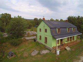 House for sale in La Malbaie, Capitale-Nationale, 2135, Rang  Sainte-Mathilde Est, 21619155 - Centris.ca