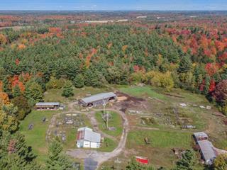 Terre à vendre à Hemmingford - Canton, Montérégie, 377Z, Chemin  Lavallée, 25077149 - Centris.ca