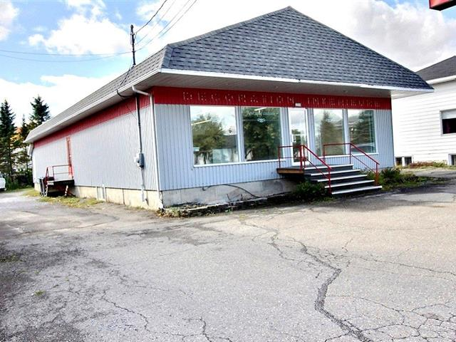 Commercial building for sale in Dégelis, Bas-Saint-Laurent, 482, Avenue  Principale, 26285559 - Centris.ca