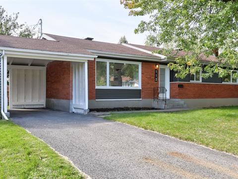 House for sale in Châteauguay, Montérégie, 112, Rue des Violettes, 15560581 - Centris.ca