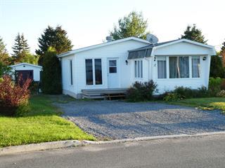 Mobile home for sale in Saint-Ambroise, Saguenay/Lac-Saint-Jean, 22, Rue du Ruisseau, 22192945 - Centris.ca
