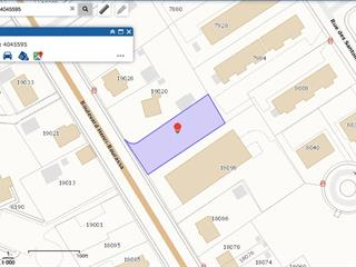 Land for sale in Québec (Charlesbourg), Capitale-Nationale, boulevard  Henri-Bourassa, 25177684 - Centris.ca