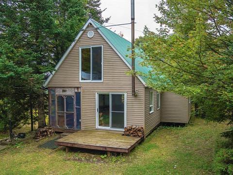 Cottage for sale in Boischatel, Capitale-Nationale, 1, Chemin de l'Hydro-Québec, 15371498 - Centris.ca