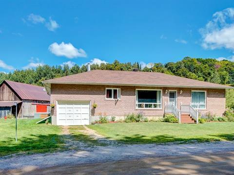 Hobby farm for sale in Notre-Dame-de-la-Salette, Outaouais, 1020Z, Chemin  Chomedey, 23172360 - Centris.ca