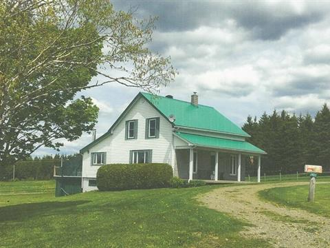 Farm for sale in Saint-Isidore-de-Clifton, Estrie, 403, Chemin  Labbé, 18669586 - Centris.ca