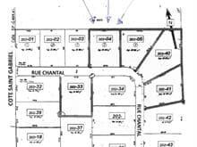 Terrain à vendre à Mille-Isles, Laurentides, Chemin  Chantal, 21204205 - Centris.ca