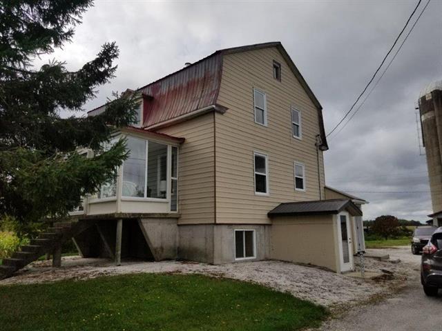 Fermette à vendre à Saint-Sylvère, Centre-du-Québec, 725, 8e Rang, 13796953 - Centris.ca