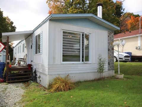 Mobile home for sale in Saint-Ferdinand, Centre-du-Québec, 171, Avenue des Roulottes, 21220409 - Centris.ca