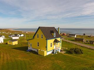 Maison à vendre à Les Îles-de-la-Madeleine, Gaspésie/Îles-de-la-Madeleine, 505, Chemin du Bassin, 15094384 - Centris.ca