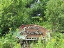 Terrain à vendre à Hatley - Canton, Estrie, Chemin de l'Érablière, 14625083 - Centris.ca