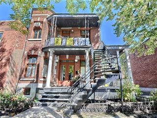 Duplex à vendre à Montréal (Rosemont/La Petite-Patrie), Montréal (Île), 5863 - 5865, Rue  Chabot, 22256317 - Centris.ca